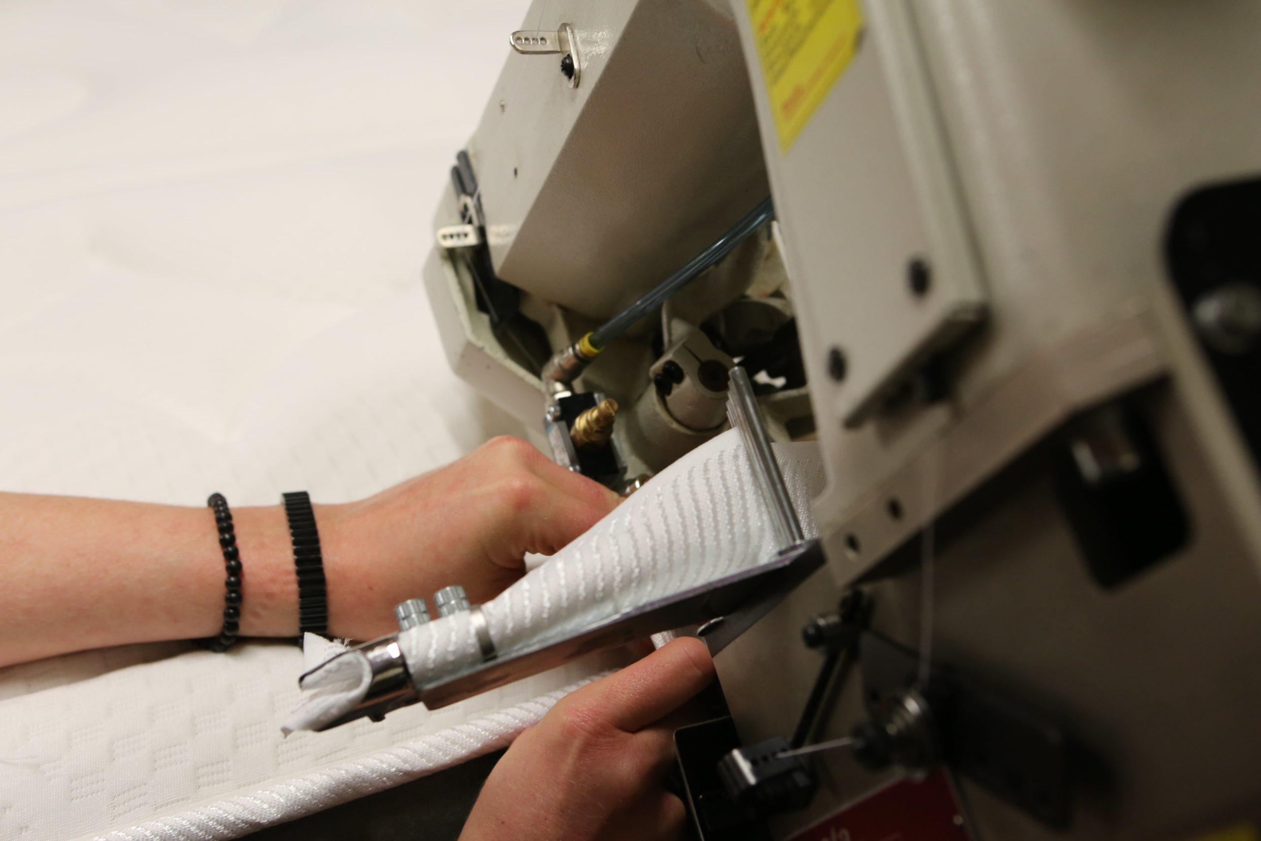 machine-tissu